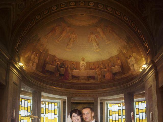 Il matrimonio di Andrea e Monica a Inzago, Milano 54