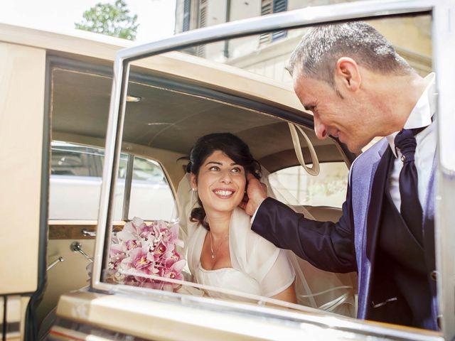 Il matrimonio di Andrea e Monica a Inzago, Milano 58