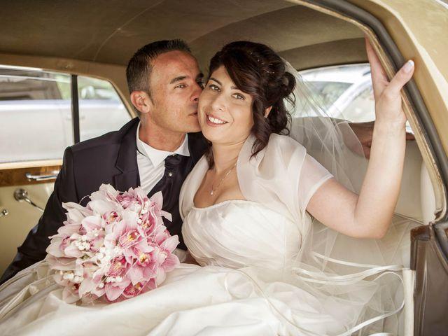 Il matrimonio di Andrea e Monica a Inzago, Milano 59
