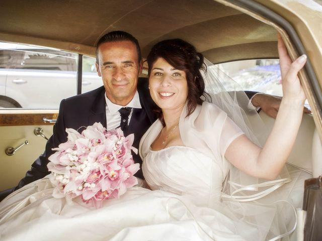 Il matrimonio di Andrea e Monica a Inzago, Milano 60