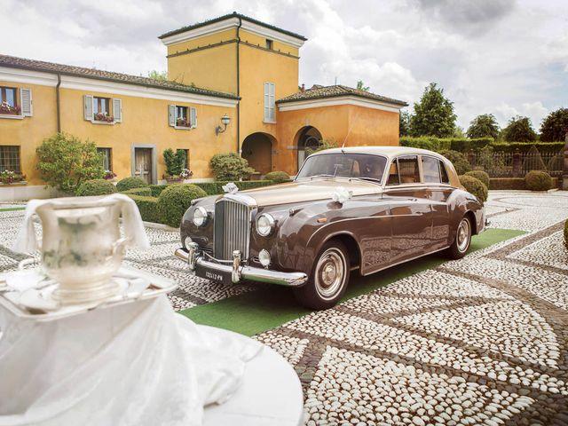 Il matrimonio di Andrea e Monica a Inzago, Milano 61