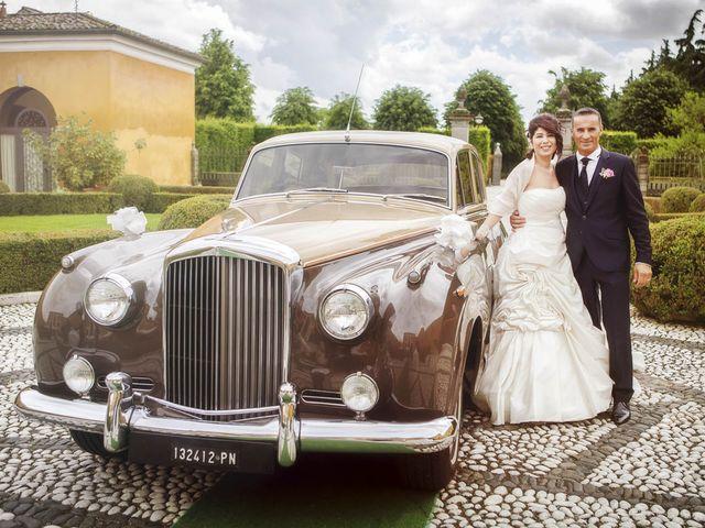 Il matrimonio di Andrea e Monica a Inzago, Milano 62