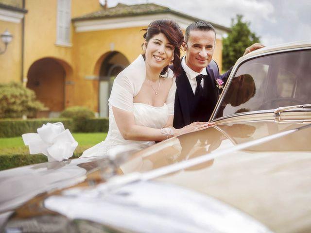 Il matrimonio di Andrea e Monica a Inzago, Milano 63