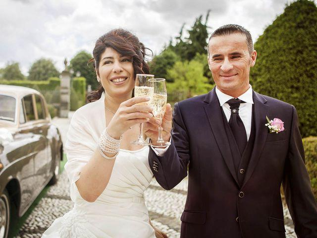Il matrimonio di Andrea e Monica a Inzago, Milano 64