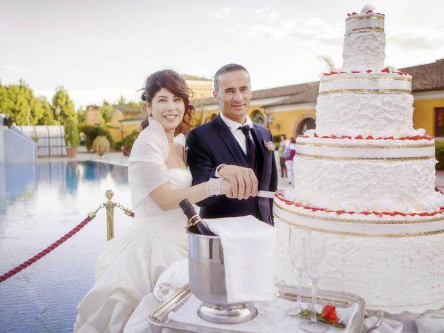 Il matrimonio di Andrea e Monica a Inzago, Milano 74