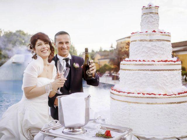 Il matrimonio di Andrea e Monica a Inzago, Milano 75
