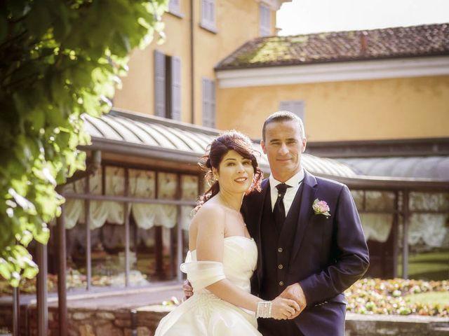 Il matrimonio di Andrea e Monica a Inzago, Milano 79