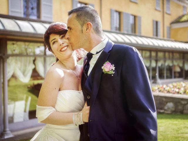 Il matrimonio di Andrea e Monica a Inzago, Milano 80