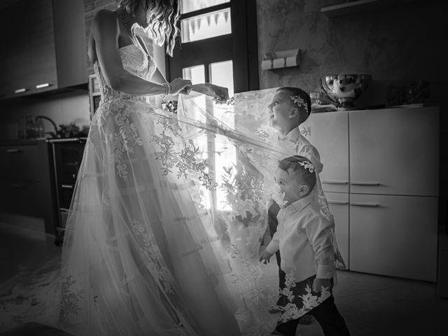 Il matrimonio di Fabio e Daniela a Caorle, Venezia 15