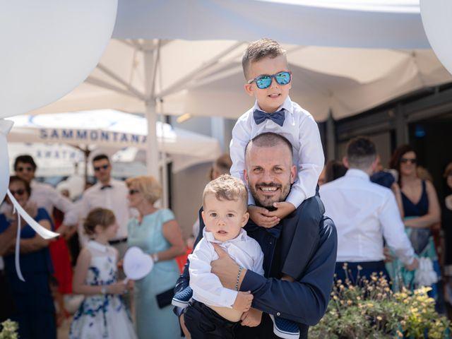 Il matrimonio di Fabio e Daniela a Caorle, Venezia 18