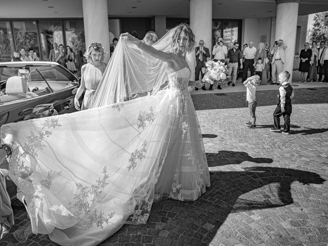 Il matrimonio di Fabio e Daniela a Caorle, Venezia 27