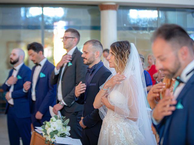 Il matrimonio di Fabio e Daniela a Caorle, Venezia 31