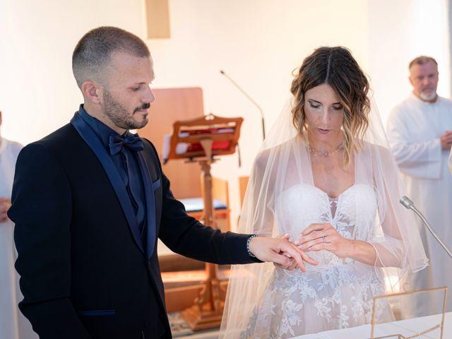 Il matrimonio di Fabio e Daniela a Caorle, Venezia 36