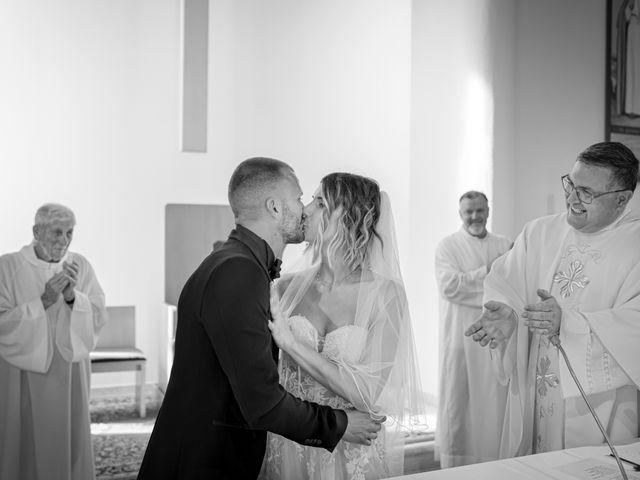 Il matrimonio di Fabio e Daniela a Caorle, Venezia 37