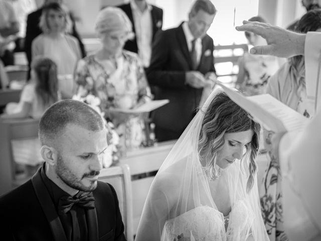 Il matrimonio di Fabio e Daniela a Caorle, Venezia 38