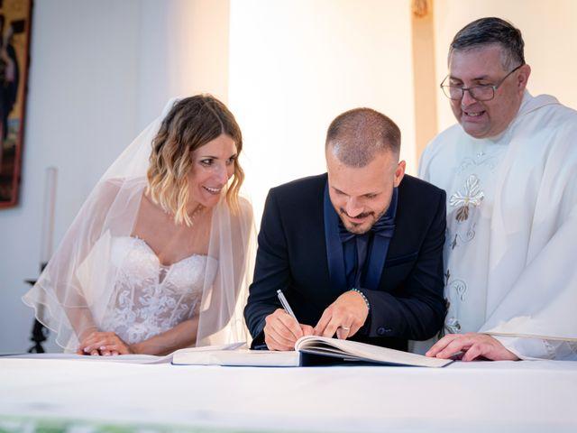 Il matrimonio di Fabio e Daniela a Caorle, Venezia 42