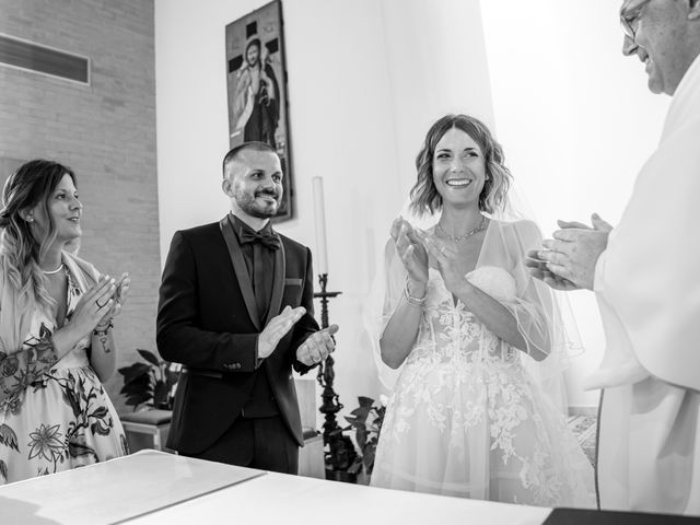 Il matrimonio di Fabio e Daniela a Caorle, Venezia 43