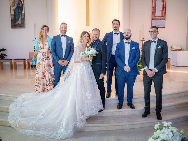Il matrimonio di Fabio e Daniela a Caorle, Venezia 44