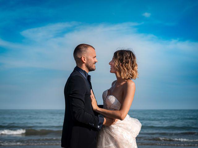 Il matrimonio di Fabio e Daniela a Caorle, Venezia 51