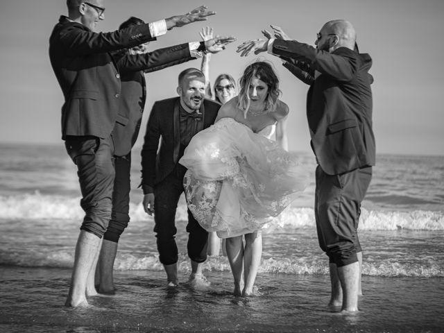 Il matrimonio di Fabio e Daniela a Caorle, Venezia 55