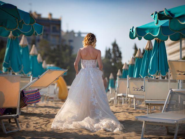 Il matrimonio di Fabio e Daniela a Caorle, Venezia 56