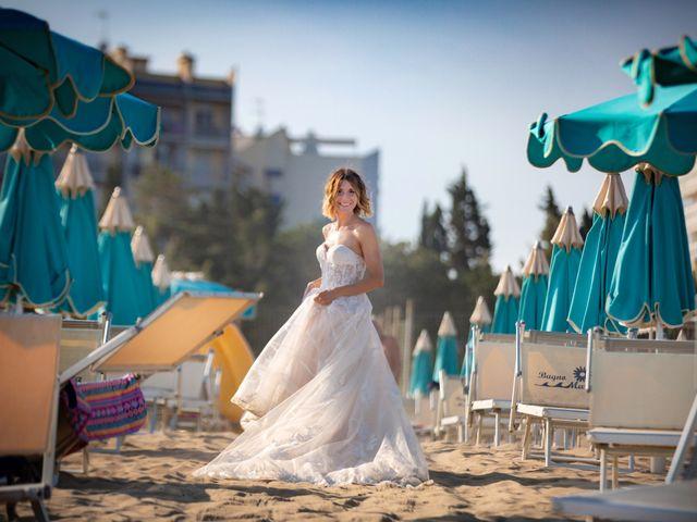 Il matrimonio di Fabio e Daniela a Caorle, Venezia 57