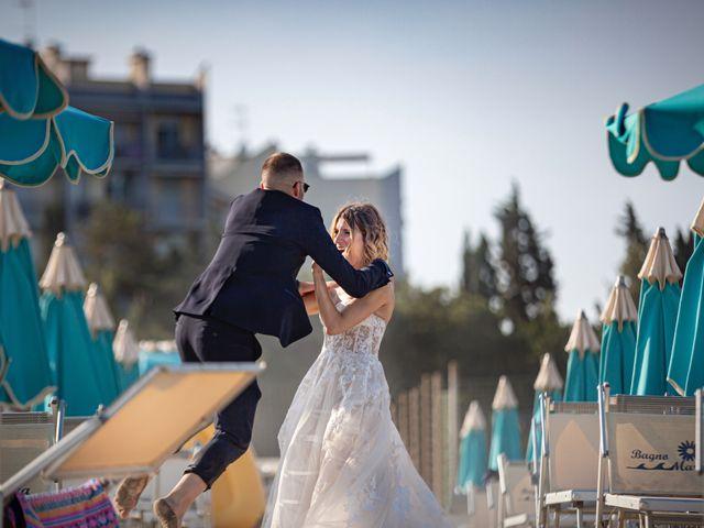 Il matrimonio di Fabio e Daniela a Caorle, Venezia 58