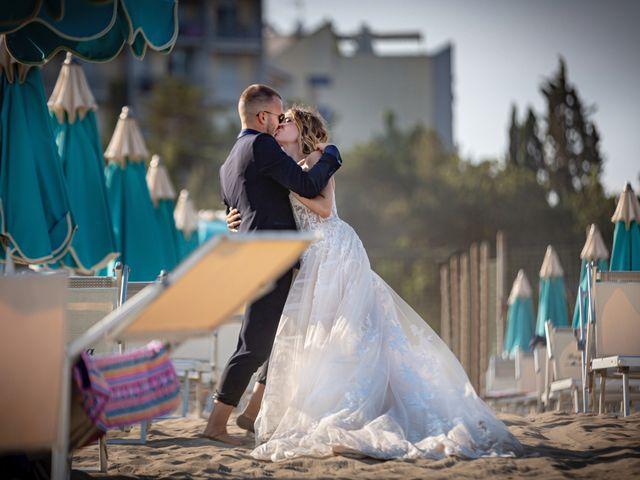 Il matrimonio di Fabio e Daniela a Caorle, Venezia 59