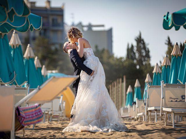 Il matrimonio di Fabio e Daniela a Caorle, Venezia 60