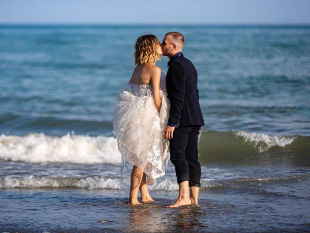 Il matrimonio di Fabio e Daniela a Caorle, Venezia 61