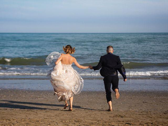Il matrimonio di Fabio e Daniela a Caorle, Venezia 2