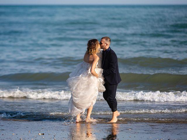 Il matrimonio di Fabio e Daniela a Caorle, Venezia 63