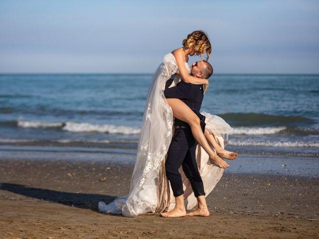 Il matrimonio di Fabio e Daniela a Caorle, Venezia 64