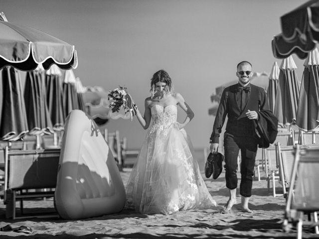 Il matrimonio di Fabio e Daniela a Caorle, Venezia 65