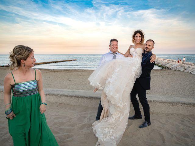 Il matrimonio di Fabio e Daniela a Caorle, Venezia 70