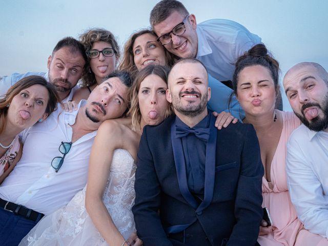 Il matrimonio di Fabio e Daniela a Caorle, Venezia 75