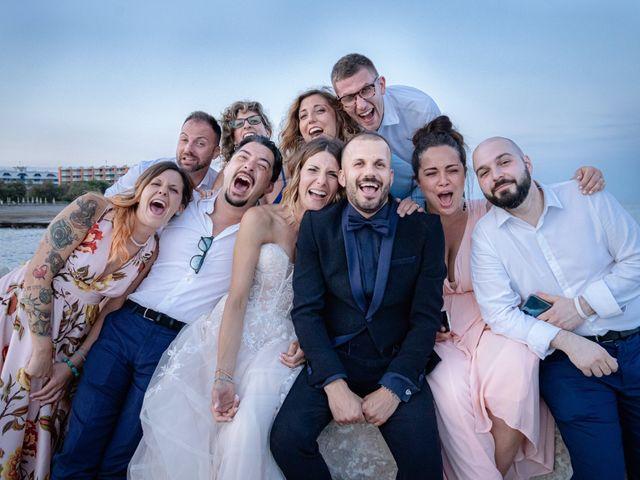 Il matrimonio di Fabio e Daniela a Caorle, Venezia 76