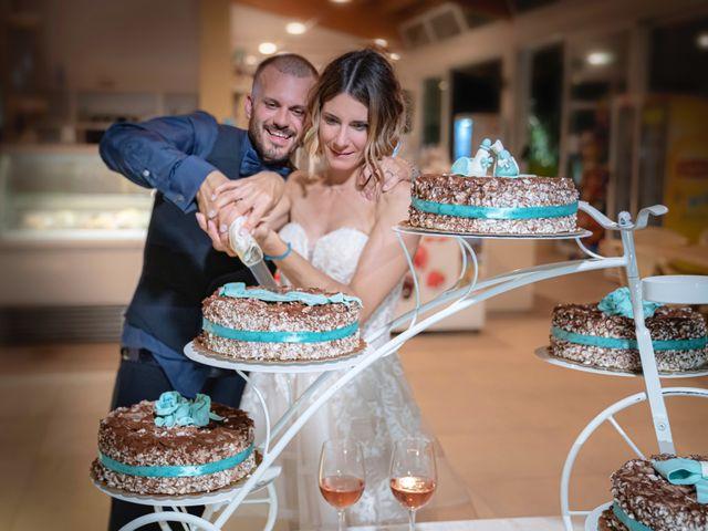 Il matrimonio di Fabio e Daniela a Caorle, Venezia 82