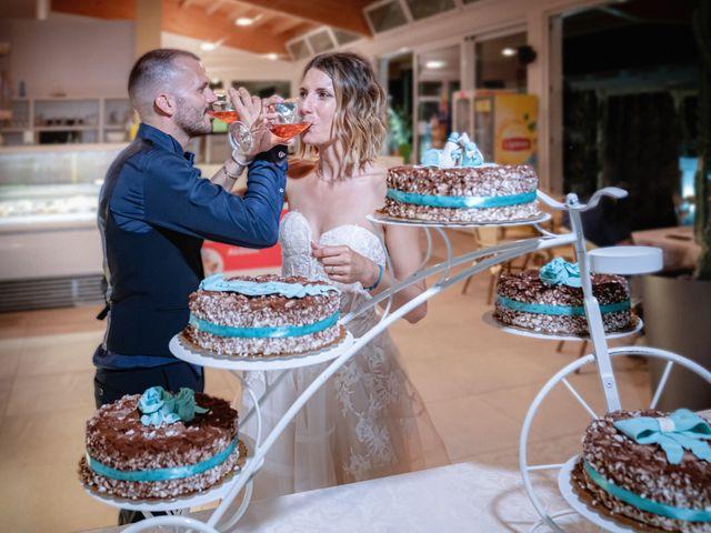 Il matrimonio di Fabio e Daniela a Caorle, Venezia 83