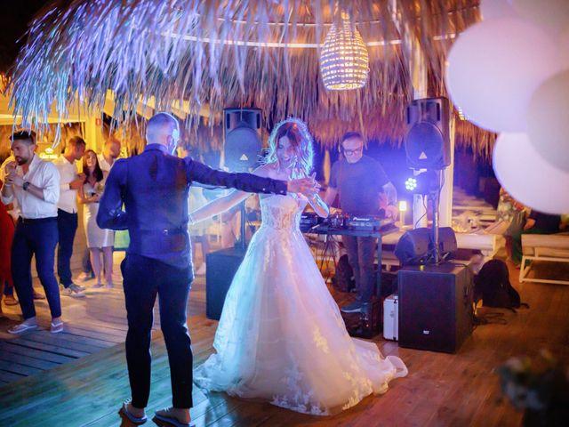 Il matrimonio di Fabio e Daniela a Caorle, Venezia 95