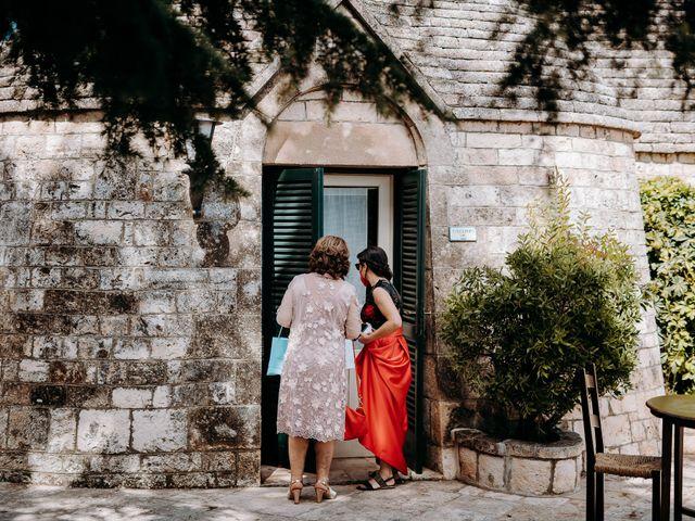 Il matrimonio di Rossella e Francesco a Fasano, Brindisi 20