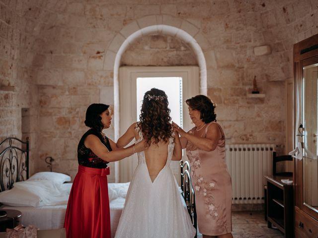 Il matrimonio di Rossella e Francesco a Fasano, Brindisi 21