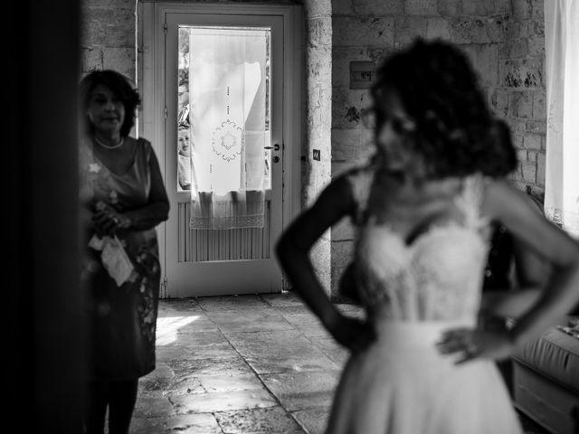 Il matrimonio di Rossella e Francesco a Fasano, Brindisi 23