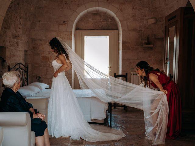 Il matrimonio di Rossella e Francesco a Fasano, Brindisi 26