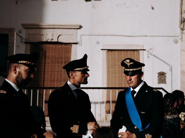 Il matrimonio di Rossella e Francesco a Fasano, Brindisi 30