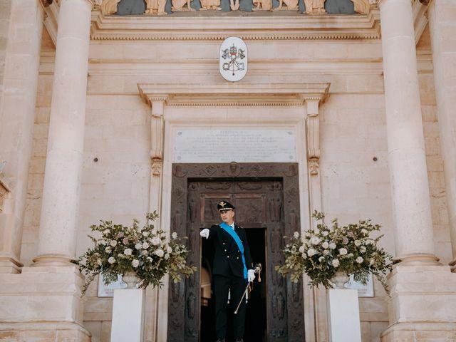Il matrimonio di Rossella e Francesco a Fasano, Brindisi 32
