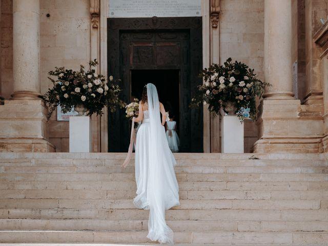 Il matrimonio di Rossella e Francesco a Fasano, Brindisi 34