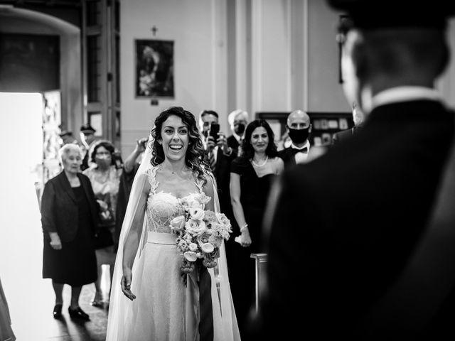 Il matrimonio di Rossella e Francesco a Fasano, Brindisi 37