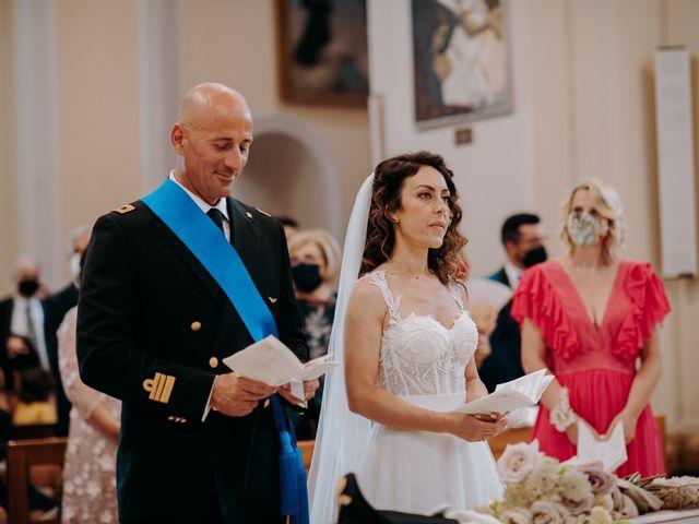 Il matrimonio di Rossella e Francesco a Fasano, Brindisi 38