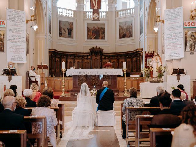 Il matrimonio di Rossella e Francesco a Fasano, Brindisi 39